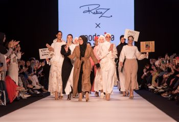 'İSTANBUL MODEST FASHION WEEK'  2019